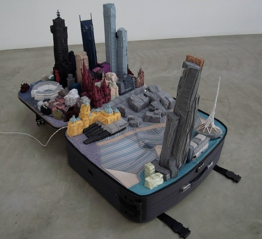 , 'Portable City, Melbourne,' 2009, Anna Schwartz Gallery