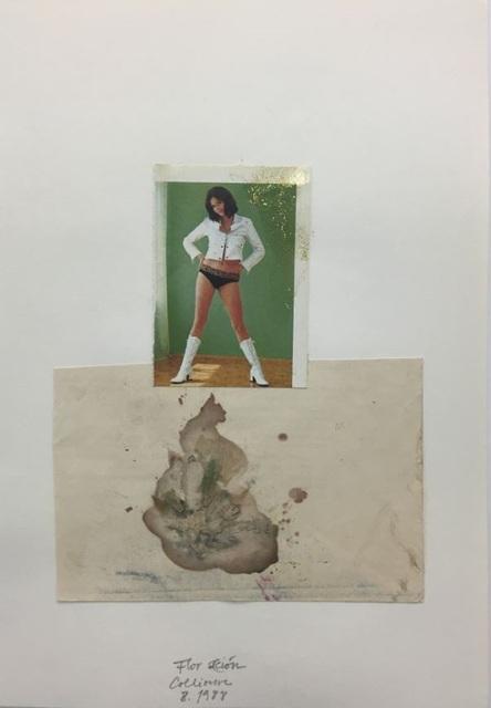 , 'S/T (Floración),' 1988, ADN Galeria (Barcelona)