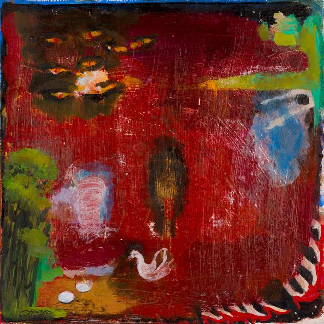 , 'Pond Life,' 2017, J. Cacciola Gallery