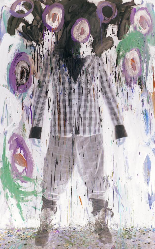 Thibault Hazelzet, 'Soldat #9,' 2011, Galerie Christophe Gaillard