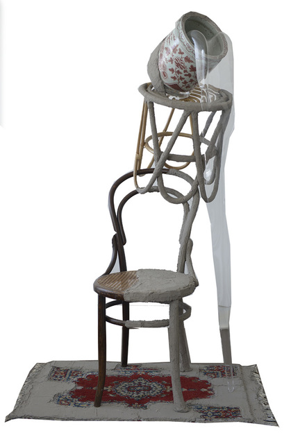 , 'Postcolonial II,' 2014, Pepe Cobo
