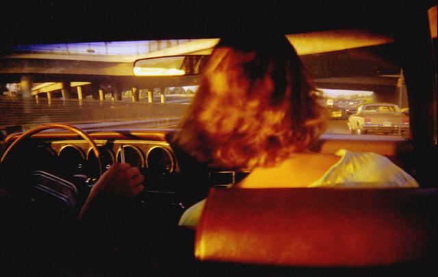 Simone Kappeler, 'Los Angeles, 18.7.1981', 1981, Photography, Fuji-Flex color print, framed, Galerie Esther Woerdehoff