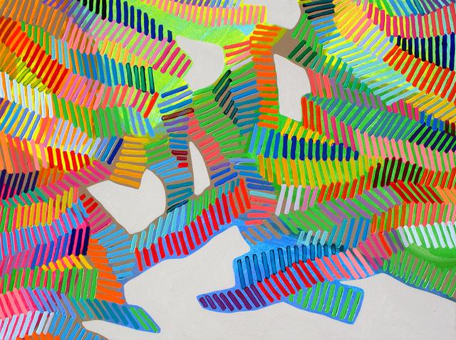 , 'Cory's Tree,' 2014, Kathryn Markel Fine Arts