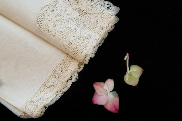 , 'Wedding Handkerchief,' 2015, 555 Gallery