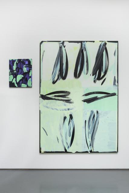 , 'down to the bones,' 2016-2017, Pilar Corrias Gallery