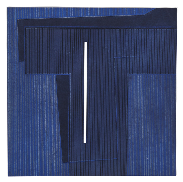 Martin Müller-Reinhart, '5 Variations un thème de 5M3 #2', Atelier-Galerie A.Piroir