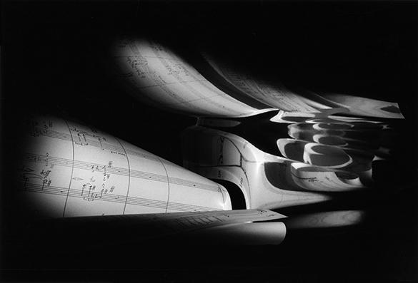 , 'Score by Thomas Adès 3  'Concerto Conciso',' 1998, Bernheimer Fine Art