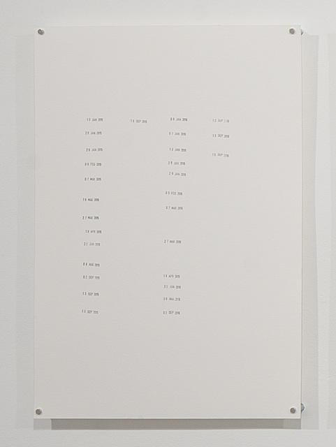 , 'Untitled 5,' 2016, Sabrina Amrani