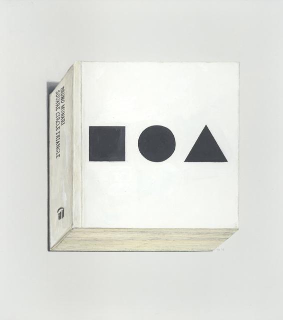 Richard Baker, 'Square Circle Triangle', 2018, Albert Merola Gallery