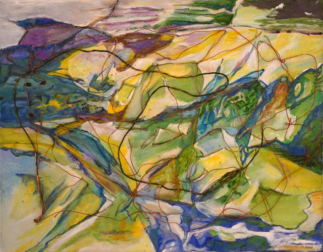 , 'Nature Walk,' 2018, Carter Burden Gallery