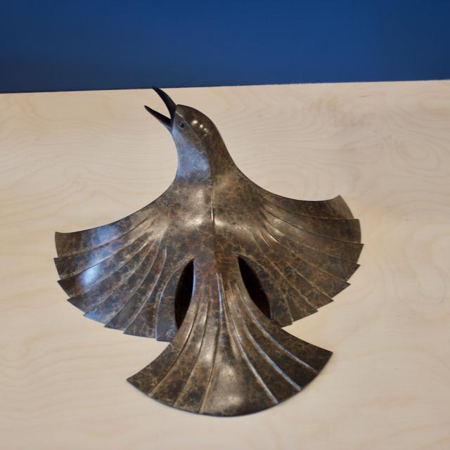 , 'Female Blackbird,' 2017, Bils & Rye