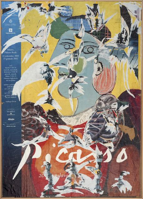 , 'Picasso lacerate,' 2001, Robilant + Voena