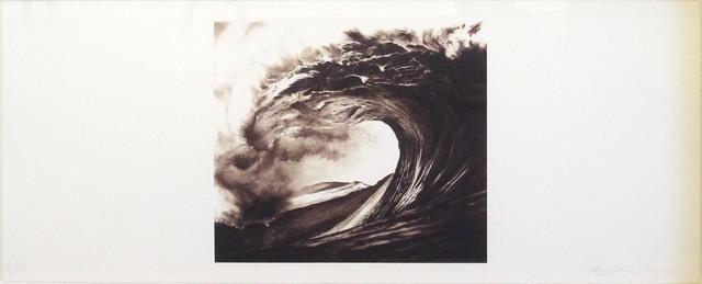 Robert Longo, 'Untitled #9 Wave', 2000, Hamilton-Selway Fine Art