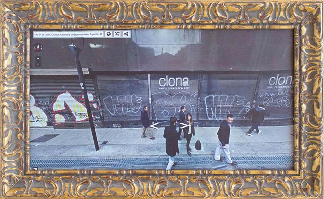 , 'Buenos Aires (Argentina) ,' 2016, Projekteria [Art Gallery]