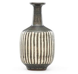 Fluted vase, Claremont, CA