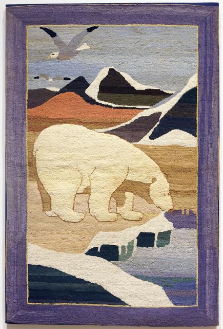 , 'Vertical Polar Bear on Ice,' ca. 1937, Edward Thorp Gallery