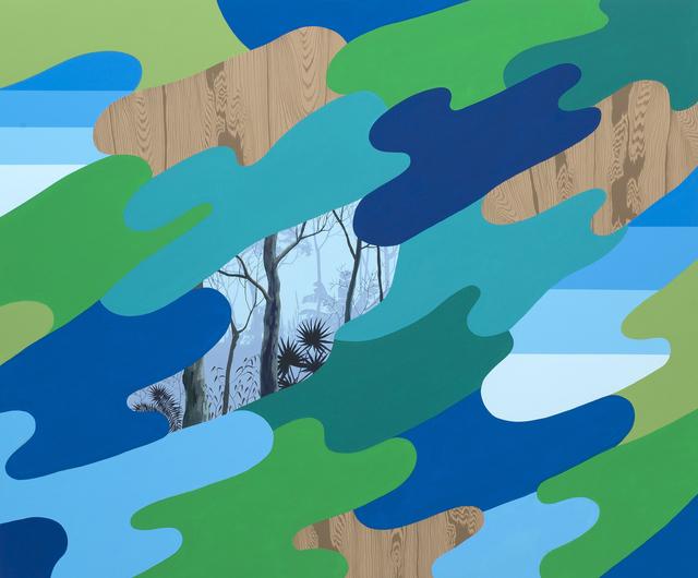 James Kudo, 'Untitled ', 2017, Zipper Galeria