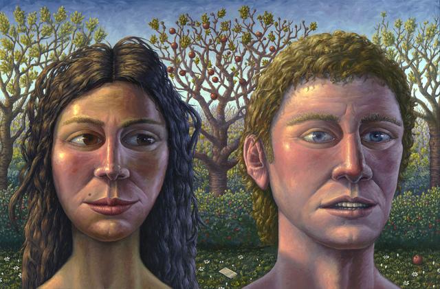 , 'Beginning,' 2015, Etherton Gallery