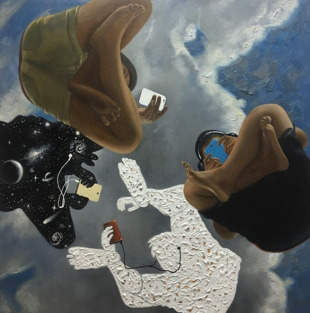 , 'They Are So Near Yet  They Are So Far,' 2017, Di Legno Gallery
