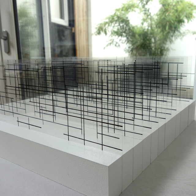 , 'dialektik des sehens,' 2013, Artdepot