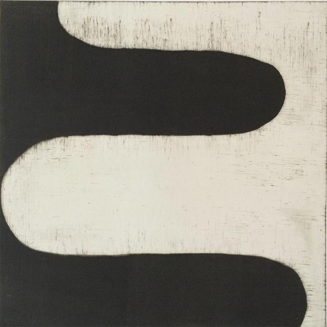 Isabel Bigelow, 'black waves', 2015, Sears-Peyton Gallery