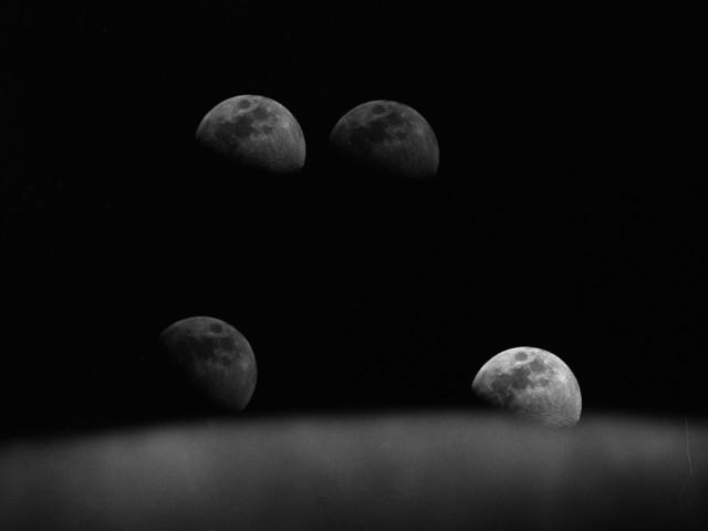 Johan Österholm, 'Four Moons', 2015, Dorothée Nilsson