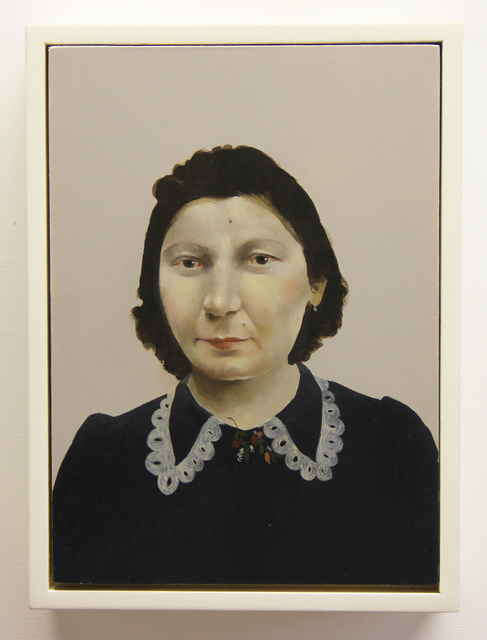 , 'Immigrant series Romanian,' 2015, Conduit Gallery