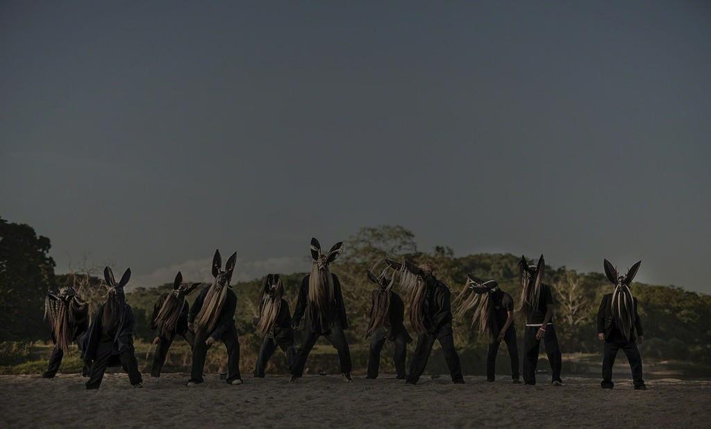 El Cimarrón y su fandango: Los Diablos.