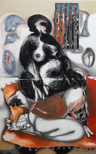 , 'The Open Window 1,' 2019, The Art Cocoon