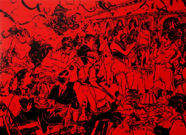 , 'Schuetzenfest,' 2018, Galerie Droste
