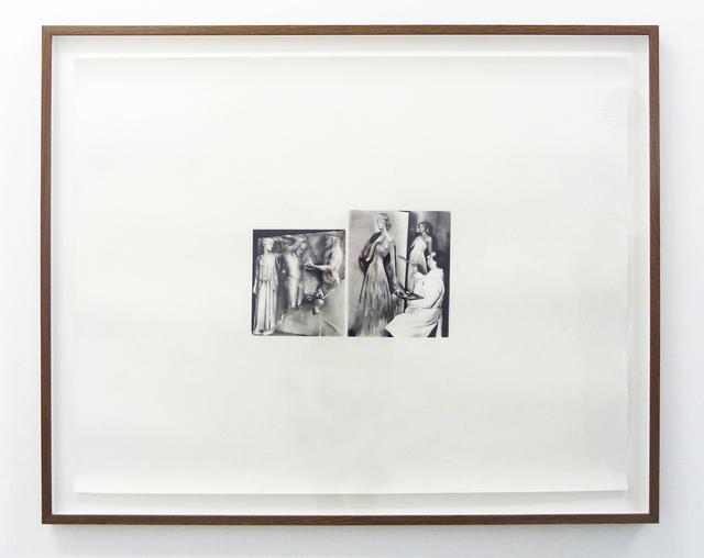 , 'Untitled,' 2013, Galleri Tom Christoffersen