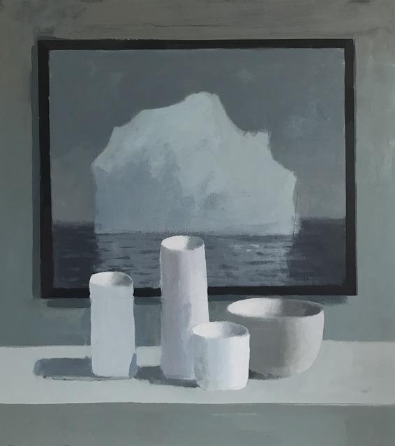 , 'North Facing (Study),' 2017, parts gallery