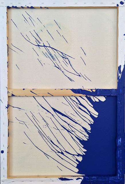 Mina Cheon, 'Dip and Drip: Klein Blue Dream Painting 6', 2017, Ethan Cohen New York