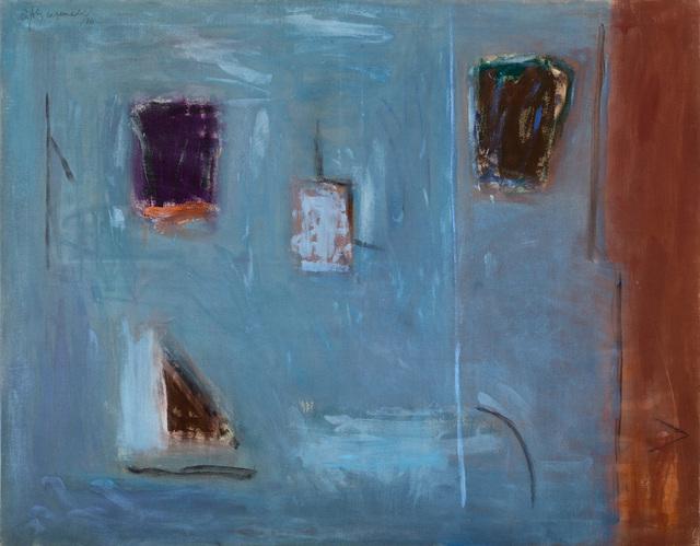 , 'Música aquàtica,' 1986, Galería Joan Prats