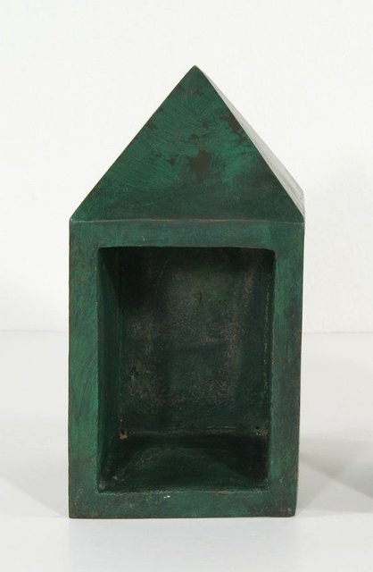 , 'Obelisk (half open back),' 1985, Richard Saltoun