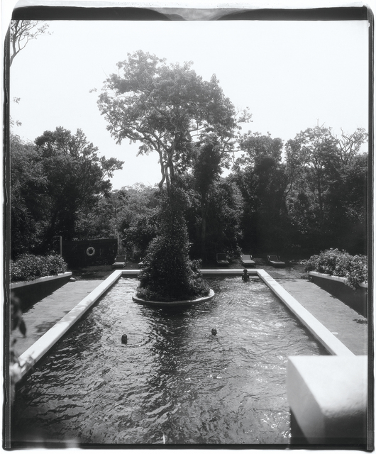 , 'Untitled (Pool, Mantauk),' 2004, Ostlicht. Gallery for Photography
