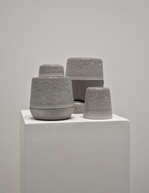 , 'Holy Concrete Set #02,' 2016, PLUTSCHOW GALLERY