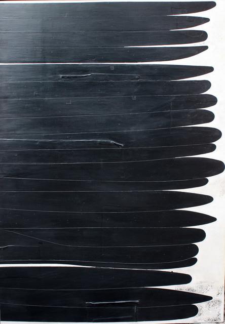 , 'Black,' 2016, Galería BAT Alberto Cornejo
