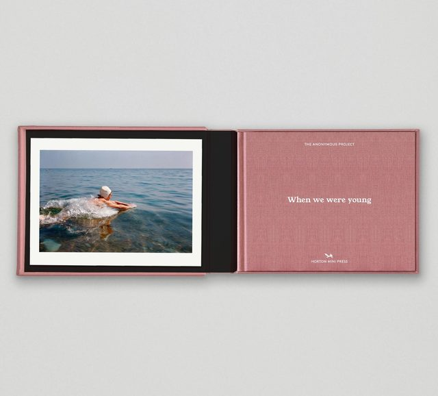 , 'Limited edition print (F) + book: 'When We Were Young',' 2020, Hoxton Mini Press