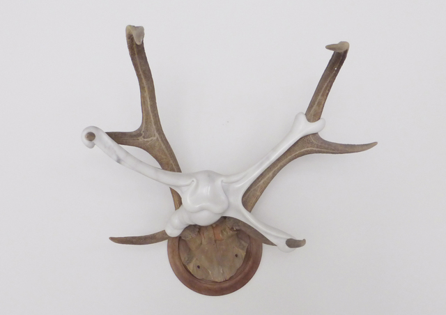 , 'Oh Deer,' 2014, Margaret Thatcher Projects
