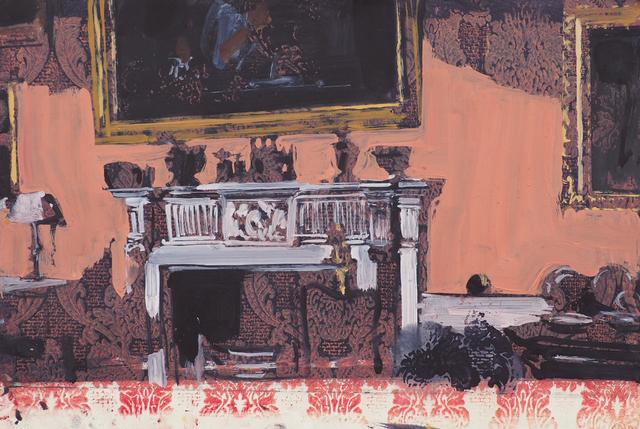 , 'Surround Study,' 2018, Cynthia Corbett Gallery