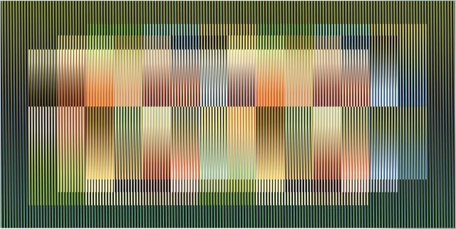 , 'Color Aditivo Serie Caracas C1,' 2010, Marion Gallery