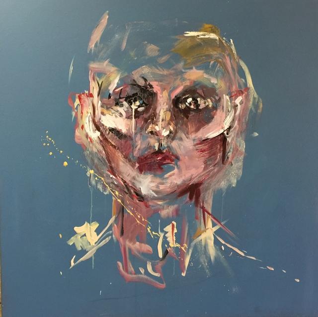 , 'Self portrait V,' 2018, Absolut Art Gallery