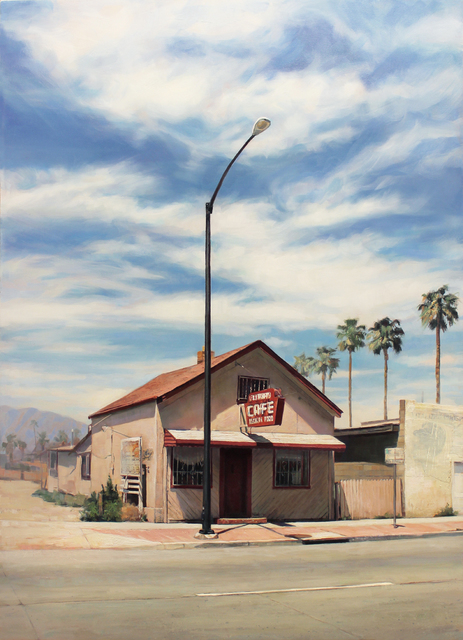 , 'Casual Dining,' 2015, Sue Greenwood Fine Art
