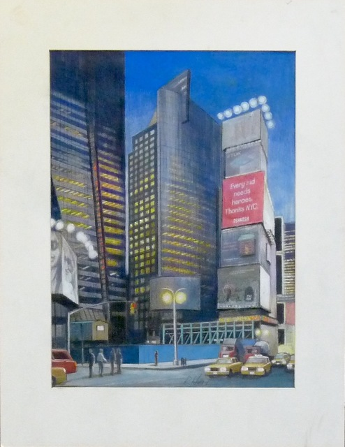 , 'Broadway and 41st Street,' 2003, Alpha 137 Gallery