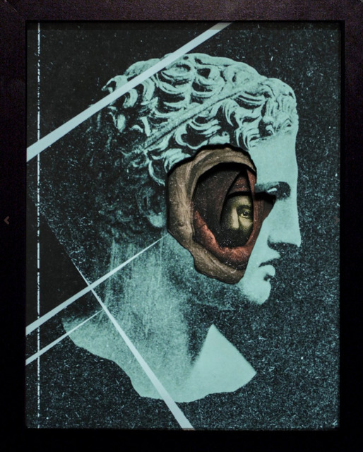 , 'Antiquity II,' 2018, Paradigm Gallery + Studio