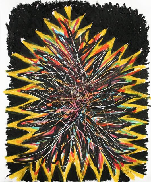 , 'Big Bang Original Drawing ,' 2017, AH Contemporary