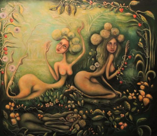 Apostol Dana Stefania, 'Spring', 2015, design art concepts