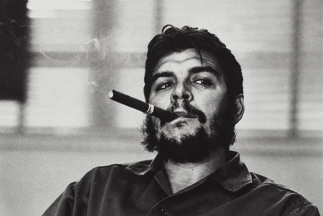 René Burri, 'Che Guevara, Havana, Cuba', 1963, Phillips