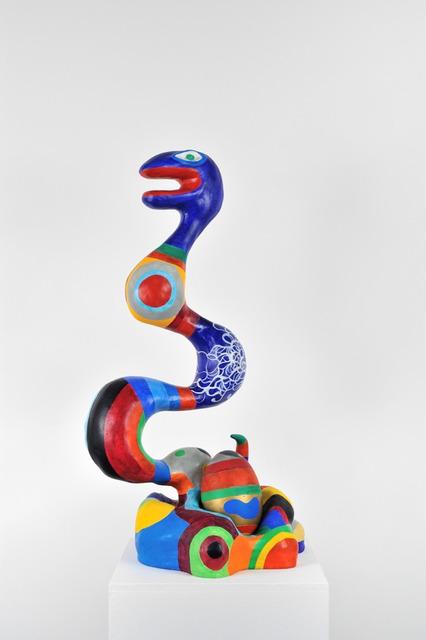, 'Serpent Yin Yang,' 1982, Galerie Mitterrand